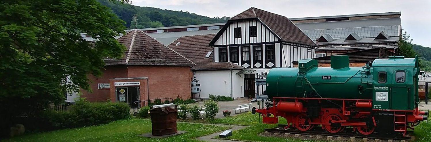 Hüttenmuseum Thale